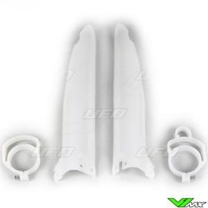 UFO Voorvorkbeschermers Blank - Kawasaki KX125 KX250 KX500