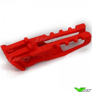 UFO Chain Guide Red - Honda CRF450R CRF450RX