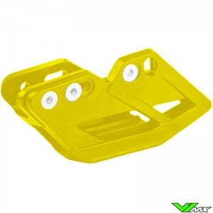 UFO Chain Guide Yellow - Suzuki RMZ250 RMZ450