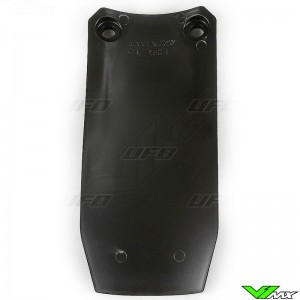 UFO Mud Flap Black - Honda CRF450R CRF450RX
