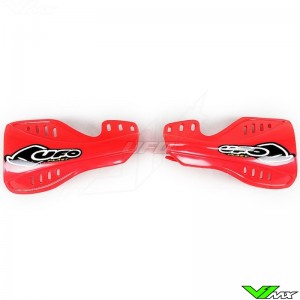 UFO Handguards Red - Honda CRF250R CRF450R CRF250X