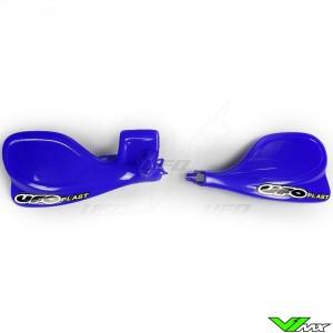 UFO Handguards Blue - Yamaha YZ125 YZ250 YZF400 WR400F