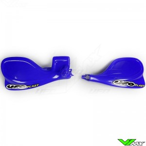 UFO Handguards Blue - Yamaha YZ125 YZ250 YZF426
