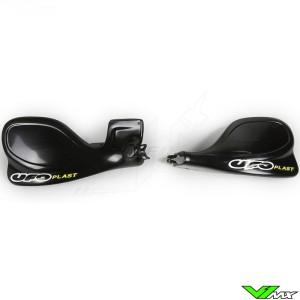 UFO Handguards Black - Yamaha YZ125 YZ250 YZF250 YZF426 WR250F WR426F