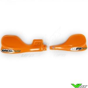 UFO Handguards Orange 97 - KTM 125SX 250SX 360SX 125EXC 250EXC 300EXC 360EXC