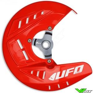 UFO Remschijfbescherming Rood - Honda CRF250R CRF450R CRF450RX