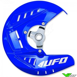 UFO Remschijfbescherming Blauw - Yamaha YZF250 YZF450