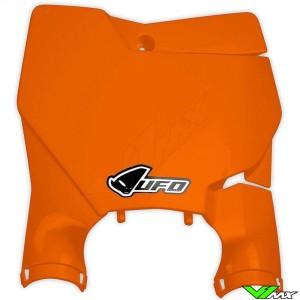 UFO Stadium Front Number Plate Orange - KTM 125SX 150SX 250SX 250SX-F 350SX-F 450SX-F