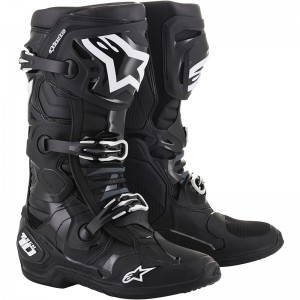 Alpinestars Tech 10 2019 Crosslaarzen - Zwart
