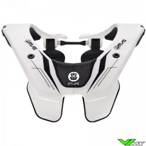 Atlas Prodigy / Tyke Neck Brace Ghost
