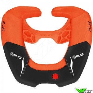 Atlas Broll Neck Brace Pumpkin