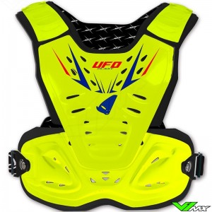 UFO 2018 Reactor 2 Body Armour Fluo Yellow