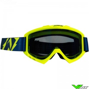 Jopa Poison Motocross Goggle Neon Yellow