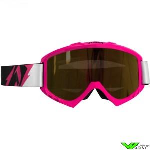 Jopa Poison Motocross Goggle Neon Pink
