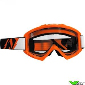Jopa Poison Crossbril Oranje