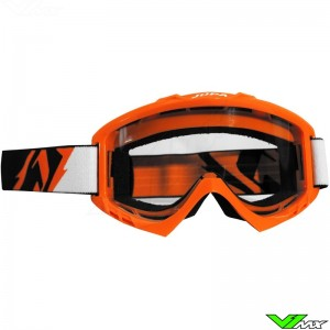 Jopa Poison Motocross Goggle Orange