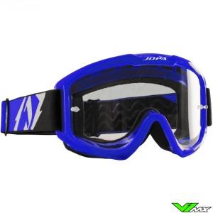 Jopa Venom 2 Motocross Goggle Blue