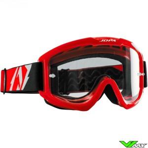 Jopa Venom 2 Motocross Goggle Red