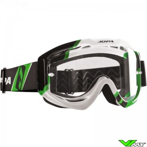 Jopa Venom 2 Motocross Goggle Graphic Green