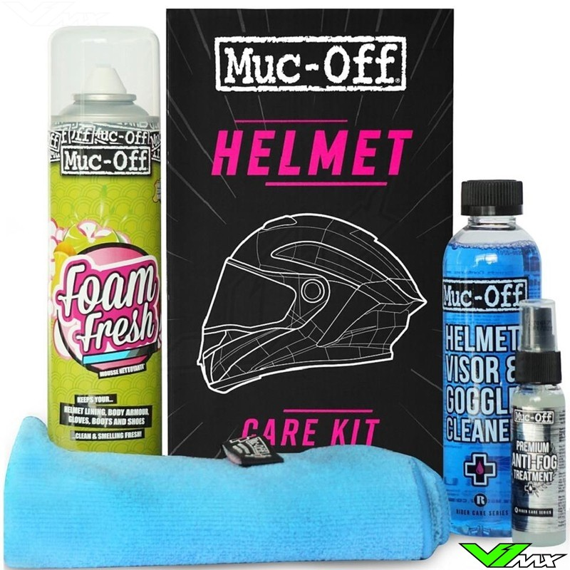 Muc-Off Helmet and Goggle Cleaning Kit