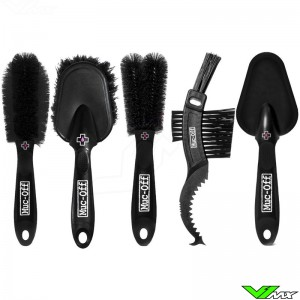 Muc-Off Brush Kit 5-pieces
