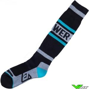 Answer Riding Sock - Astana / Black
