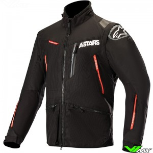 Alpinestars Venture R 2019 Enduro Jacket - Black / Red