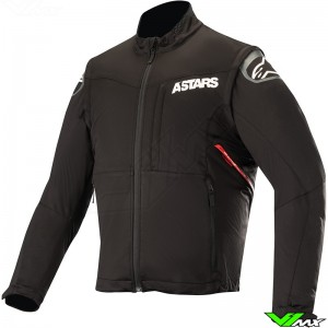 Alpinestars Session Race 2019 Enduro Jacket - Black / Red
