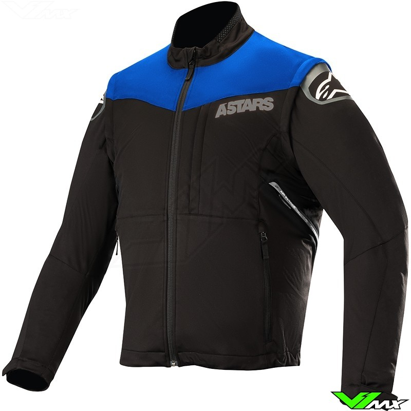 Alpinestars Session Race 2019 Enduro Jacket - Blue / Black