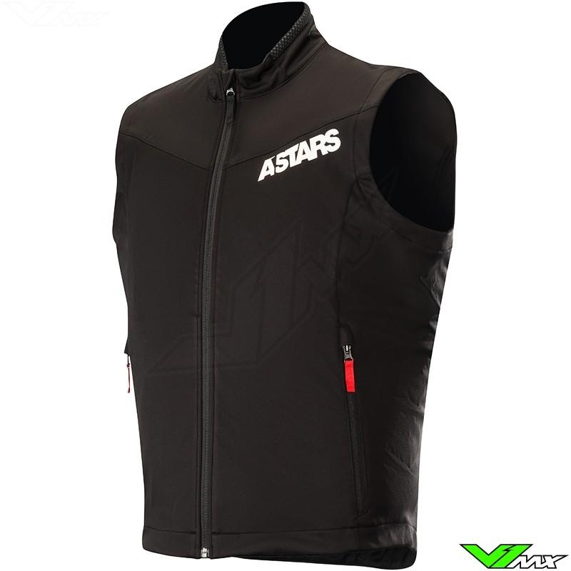 Alpinestars Session Race 2019 Enduro Vest - Zwart / Rood