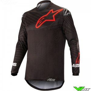 Alpinestars Venture R 2019 Enduro Jersey - Black / Red