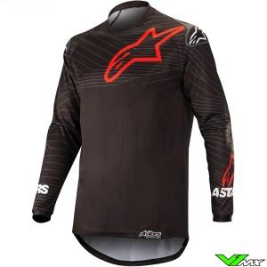 Alpinestars Venture R 2019 Enduro Jersey - Black / Red