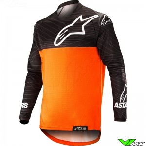 Alpinestars Venture R 2019 Enduro Jersey - Fluo Orange / Black