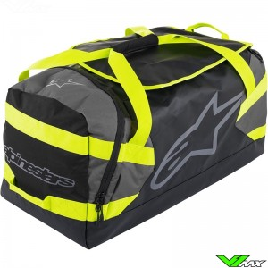 Alpinestars Goanna Duffle 2019 Bag - Black / Anthracite / Fluo Yellow
