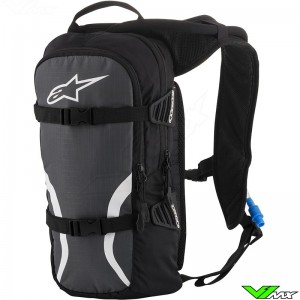 Alpinestars Iguana 2019 Hydration Back Pack - Black / Anthracite / White