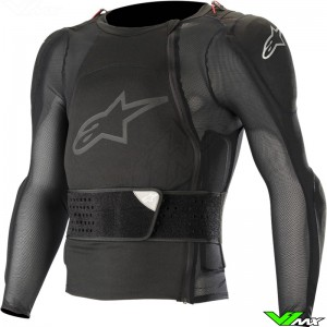 Alpinestars Sequence Long Sleeve 2019 Protection Jacket - Black