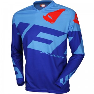 UFO Mizar 2019 Kinder Cross Shirt - Blauw
