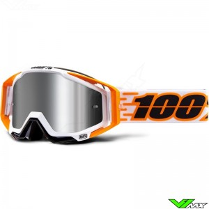 100% Racecraft Plus Illumina Motocross Goggle - Injected Lens