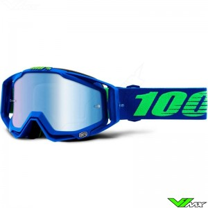 100% Racecraft Dreamflow Motocross Goggle - Mirror Lens