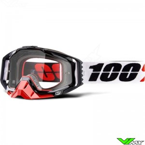 100% Racecraft Marigot Motocross Goggle - Clear Lens