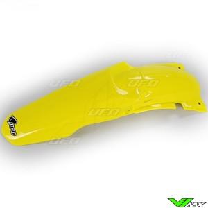 UFO Achterspatbord Geel - Suzuki RM125 RM250
