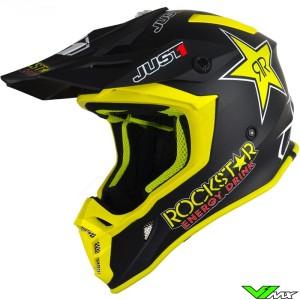 Just1 J38 Motocross Helmet - Blade / Rockstar