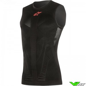 Alpinestars Tech 2019 Base Layer Top - Black / Red