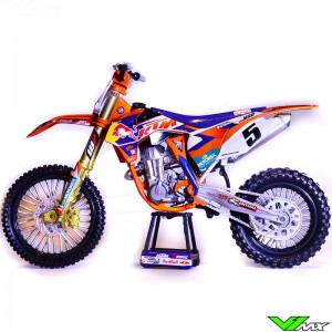 Scale Model 1:10 - KTM Dungey Replica