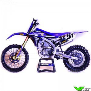 Schaalmodel 1:12 - JGR Yamaha Barcia