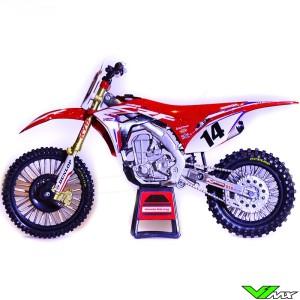 Schaalmodel 1:12 - HRC Honda Cole Seely