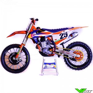 Scale Model 1:12 - KTM Marvin Musquin