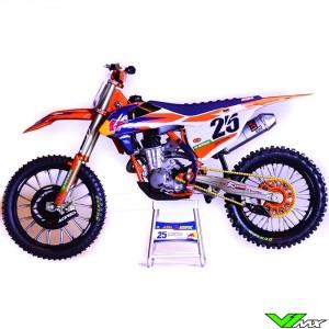 Schaalmodel 1:12 - KTM Marvin Musquin