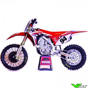 Scale Model 1:12 - Honda CRF450 Ken Roczen