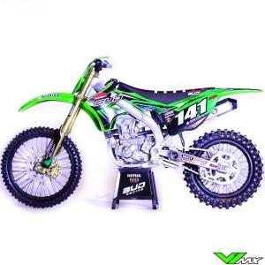 Schaalmodel 1:12 - Kawasaki KXF 141